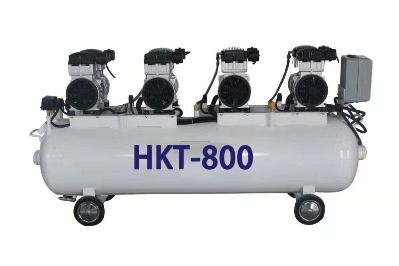 电动无油空气压缩机(HKT800)